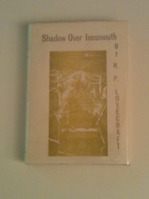 Image for SHADOW OVER INNSMOUTH