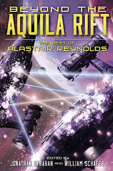 Image for BEYOND THE AQUILA RIFT: THE BEST OF ALASTAIR REYNOLDS