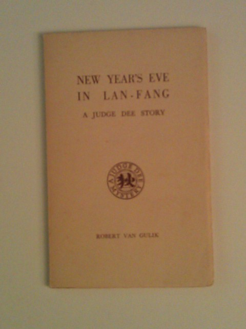 Image for NEW YEAR'S EVE IN LAN-FANG (signed)