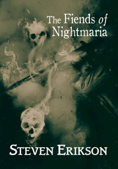 Image for THE FIENDS OF NIGHTMARIA (signed)