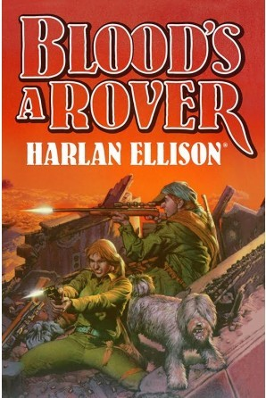 Image for BLOOD'S A ROVER