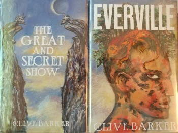 Image for THE GREAT AND SECRET SHOW & EVERVILLE: MATCHED SET OF 2 VOLUMES (signed/limited ed.)