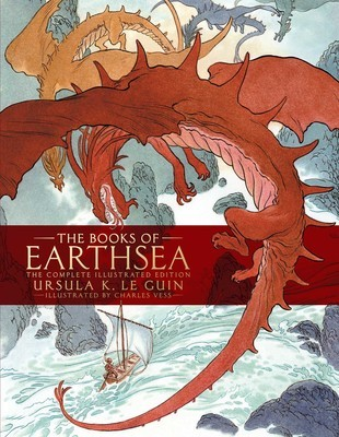 Image for THE BOOKS OF EARTHSEA: THE COMPLETE ILLUSTRATED EDITION