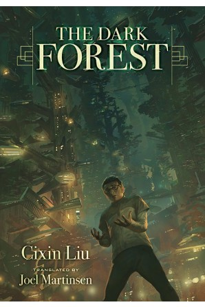Image for THE DARK FOREST (signed/limited ed.)