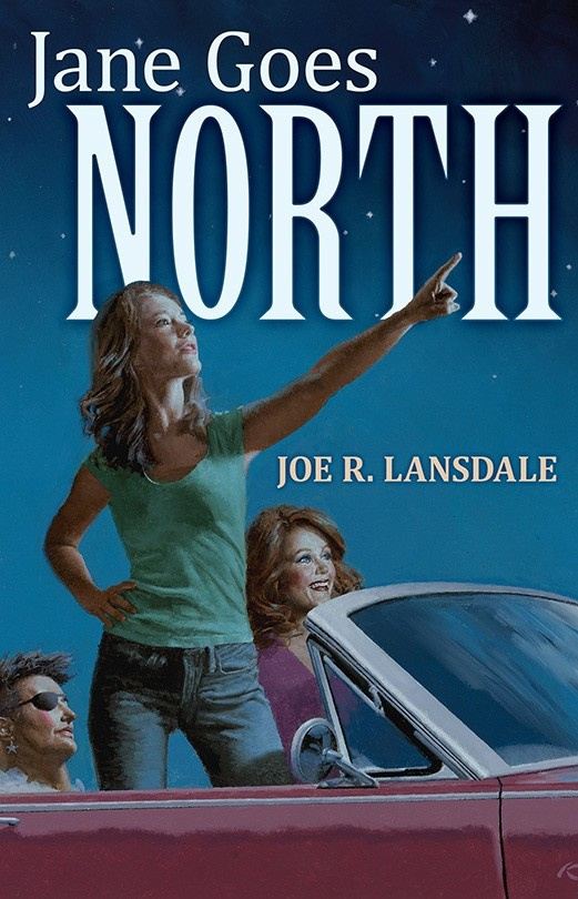 Image for JANE GOES NORTH