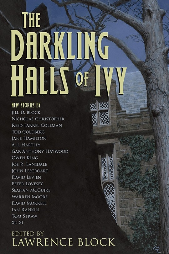 Image for THE DARKLING HALLS OF IVY (signed/limited ed.)