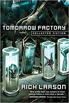 Image for TOMORROW FACTORY: COLLECTED FICTION