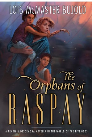 Image for THE ORPHANS OF RASPAY